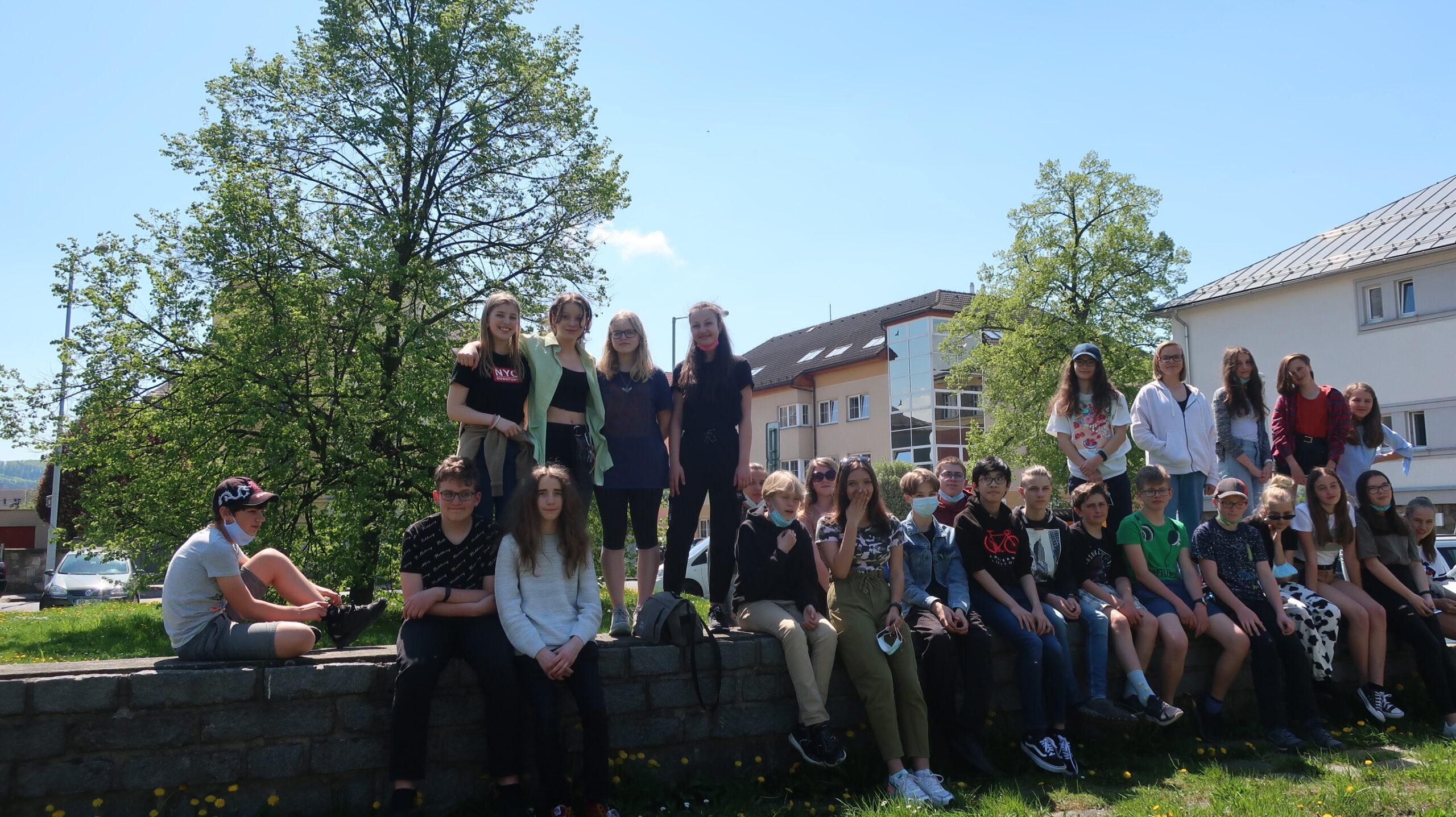 Škola udržitelného života: Učíme se péčí o místo okolo nás